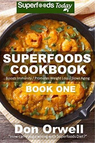 Superfoods Cookbook
