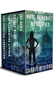 The Complete Kate Benedict Mysteries (Boxed Set, Books 1-4)