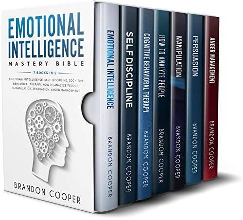 Emotional Intelligence Mastery Bible (Boxed Set, Books 1-7)