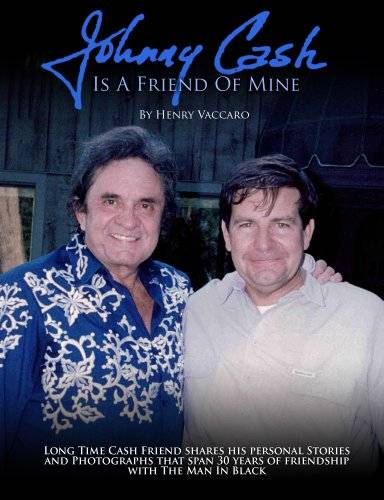 Johnny Cash is a Friend of Mine