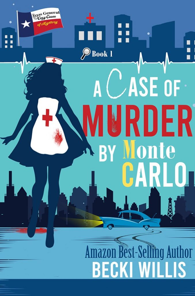 A Case of Murder by Monte Carlo (Texas General Cozy Cases of Mystery, Book 1)