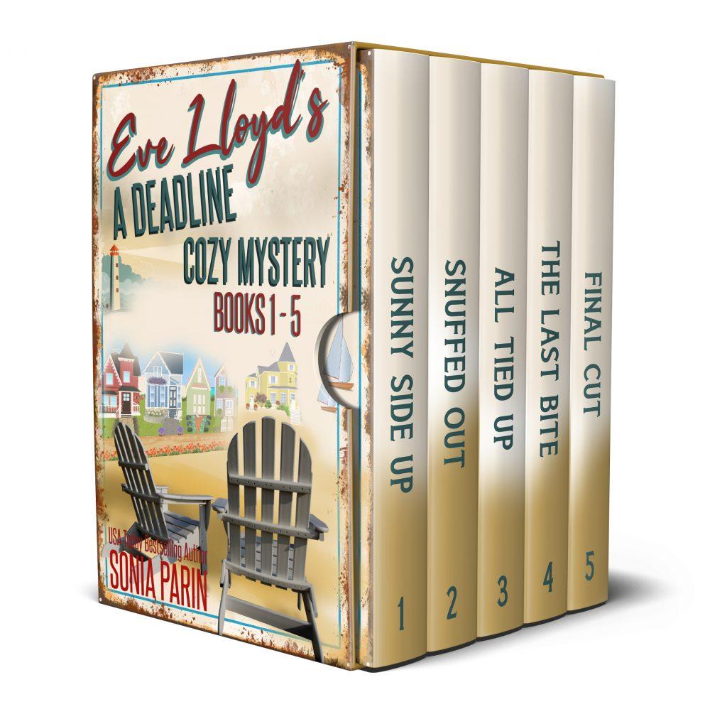 Eve Lloyd's A Deadline (Boxed Set, Books 1 – 5)