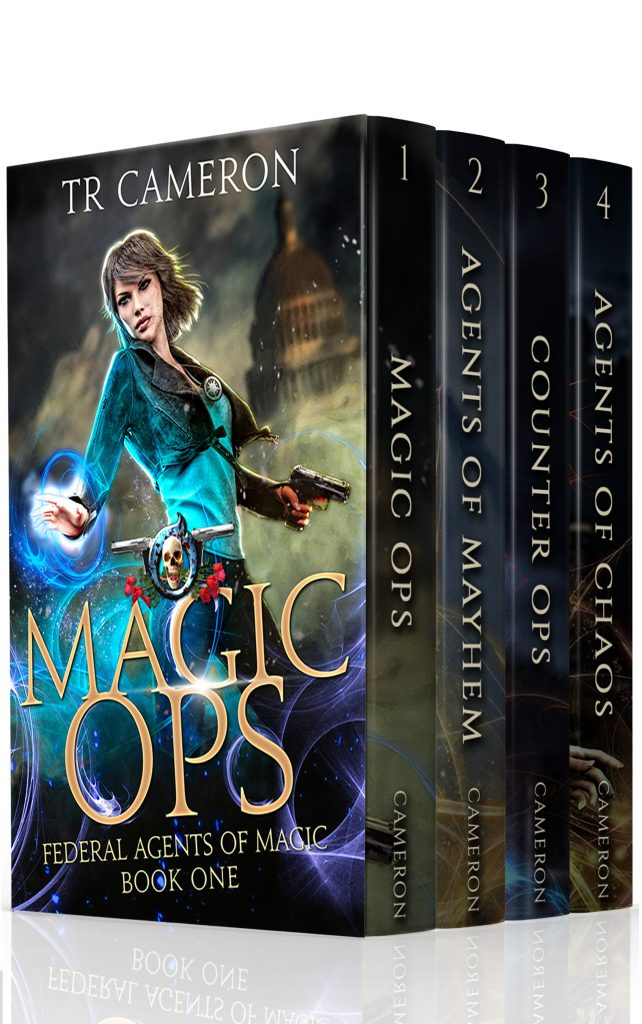 Federal Agents of Magic (Boxed Set)
