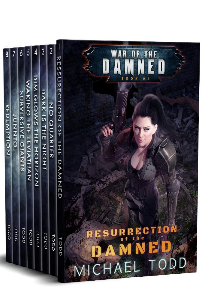 War of the Damned (Boxed Set, Books 1-8)