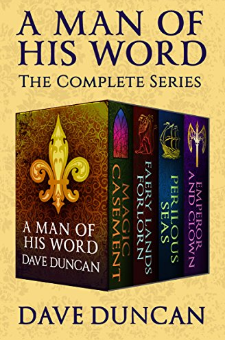 A Man of His Word (Complete Series)
