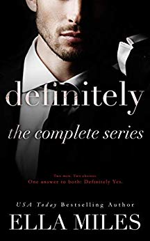 Definitely (Boxed Set, Complete Series)