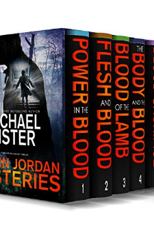 John Jordan Mysteries Collection (6 Books)