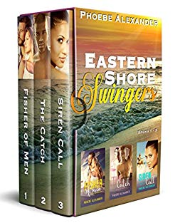 Eastern Shore Swingers (Boxed Set, Books 1-3)