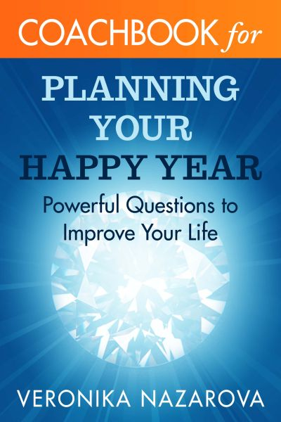CoachBook for Planning Your Happy Year