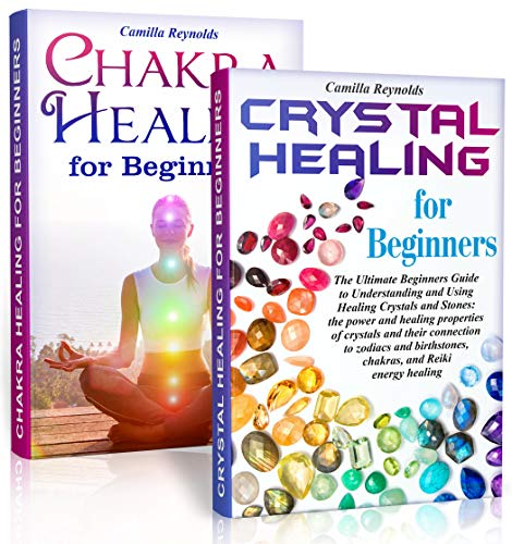 Chakra Healing & Crystal Healing for Beginners