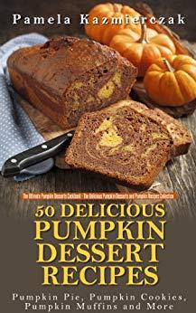 50 Delicious Pumpkin Dessert Recipes