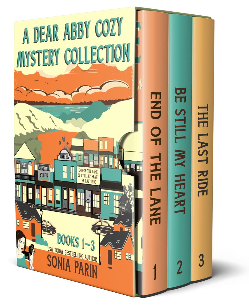 A Dear Abby Cozy Mystery Collection (Boxed Set, Books 1 – 3)