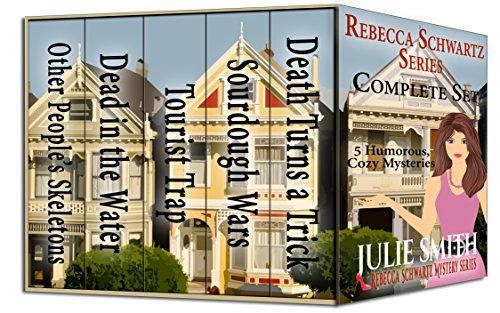 Rebecca Schwartz (Complete Set, Books 1-5)