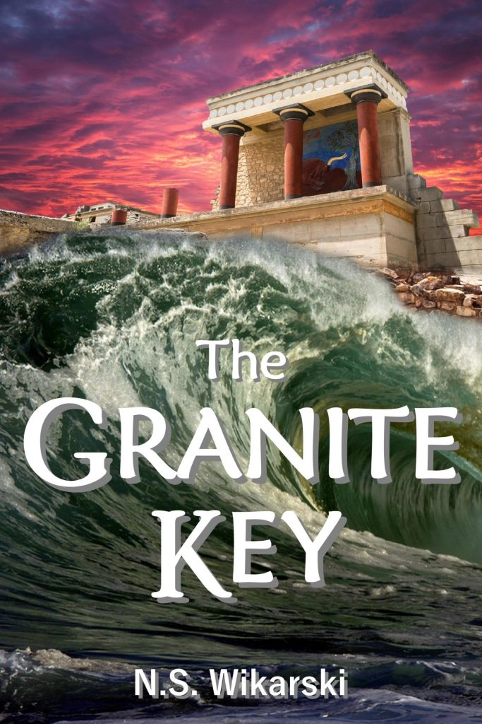 The Granite Key (Arkana Series, Book 1)