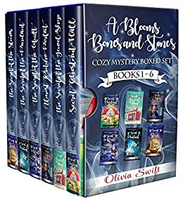 A Blooms, Bones and Stones (Boxed Set, Books 1 to 6)