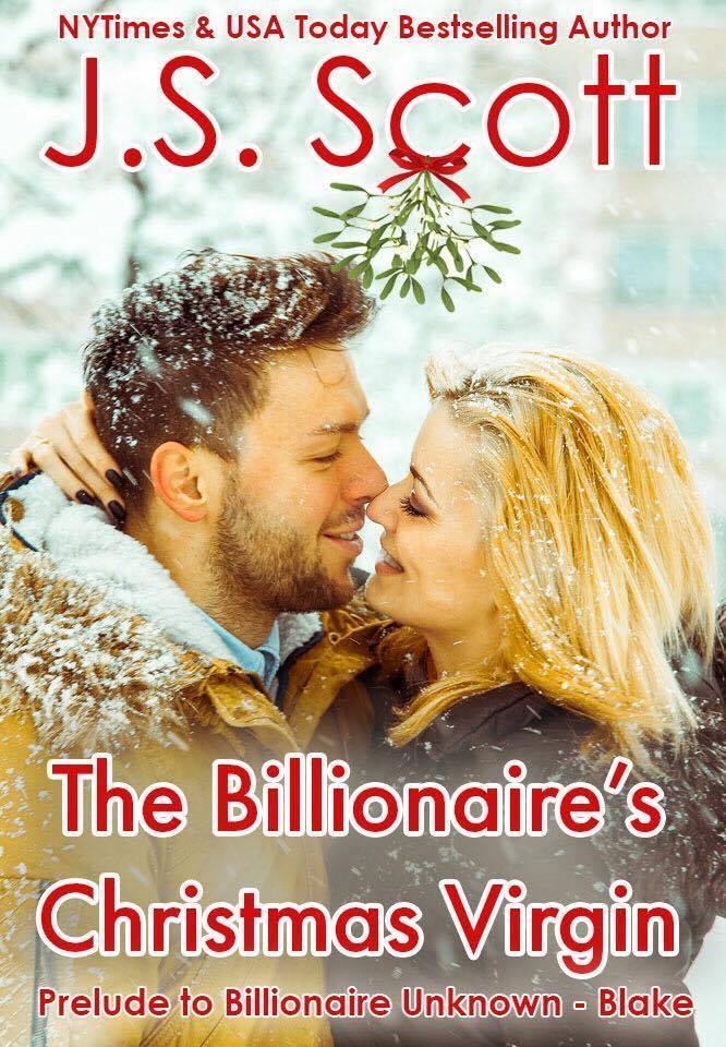 The Billionaire's Christmas Virgin