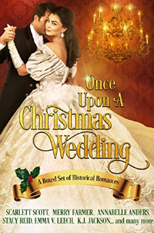 Once Upon a Christmas Wedding (Boxed Set)