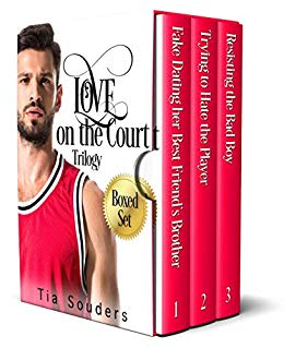 Love on the Court (Boxed Set)