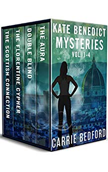 Kate Benedict Mysteries (Boxed Set, Books 1-4)