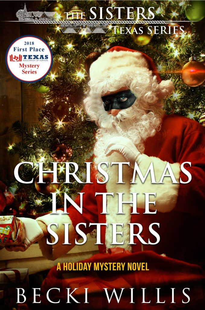 Christmas in The Sisters (The Sisters, Texas Mystery Series)