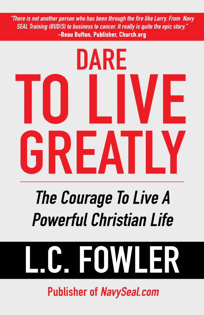 Dare To Live Greatly