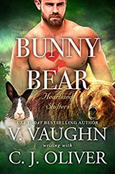 Bunny Hearts Bear