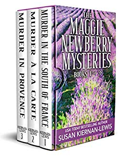 The Maggie Newberry Mysteries (Boxed Set, Books 1-3)