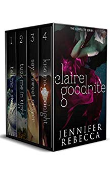 The Complete Claire Goodnite Series (Boxed Set)