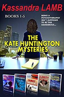 The Kate Huntington Mysteries (Boxed Set, Books 1 – 5)