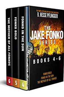 The Jake Fonko Series (Boxed Set, Books 4-6)