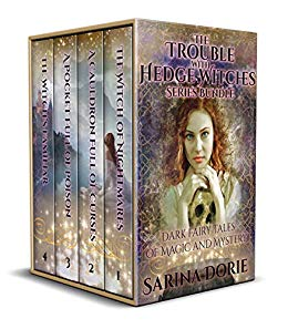 The Trouble With Hedge Witches (Boxed Set, Books 1-4)