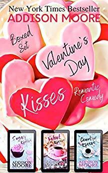 Valentine's Day Kisses (Boxed Set)