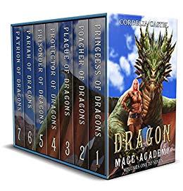 Dragon Mage Academy (Boxed Set, Books 1-7)