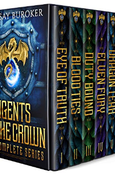 Agents of the Crown (Boxed Set, Books 1-5)