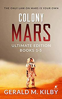 Colony Mars (Books 1-5)