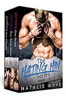 The Hating Him Series (Boxed Set)