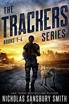 Trackers (Boxed Set, Books 1-4)