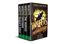 Insects (Boxed Set, The Complete Series)