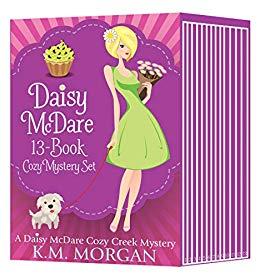 Daisy Mcdare (Boxed Set, Books 1-13)