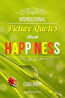 Inspirational Picture Quote About Happiness