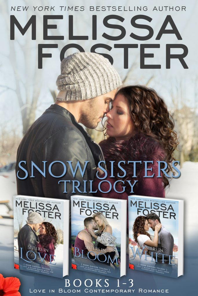 Snow Sisters (Boxed Set, Books 1-3)