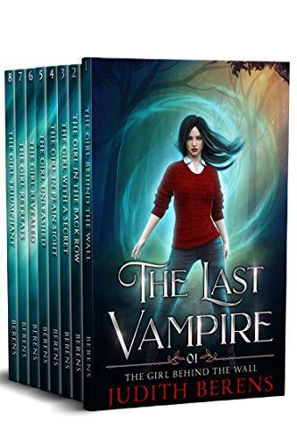 The Last Vampire (Complete Series Omnibus)