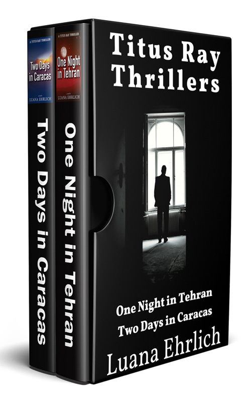 Titus Ray Thrillers (Books 1 & 2)