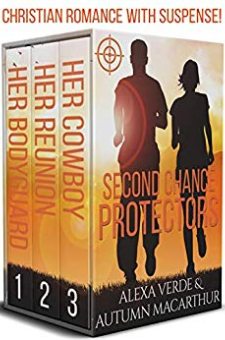 Second Chance Protectors (Boxed Set, Books 1-3)