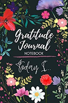 Gratitude Journal Notebook Today I