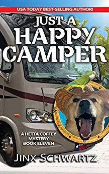Just a Happy Camper