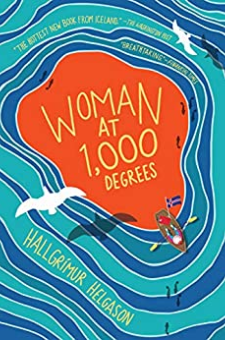 Woman At 1,000 Degrees
