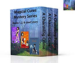 Magical Cures Mystery Series (Boxed Set)