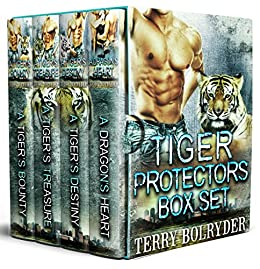Tiger Protectors (Boxed Set, Books 1-4)