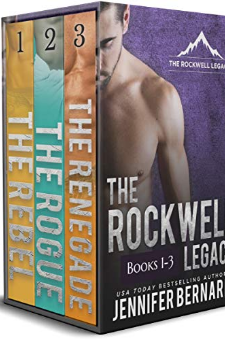 The Rockwell Legacy (Books 1-3)